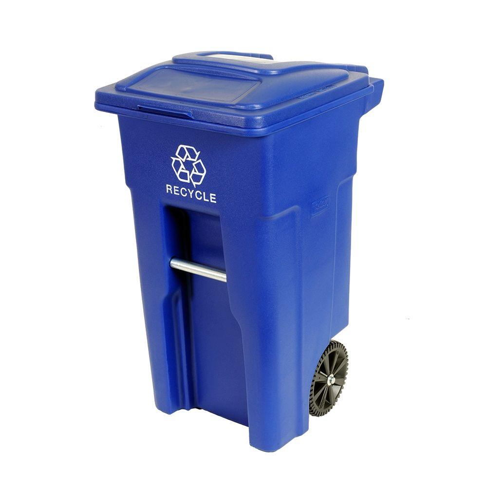 medford lakes recycle bin