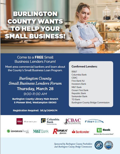 Small Business Loan Flyer 2019 Picture